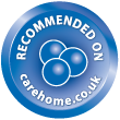 Carehome recommend logo