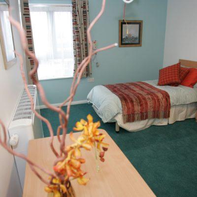 Sahara Care Parkside bedroom